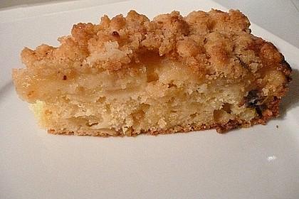 Liebster Apfel - Streuselkuchen in zwei Variationen 17