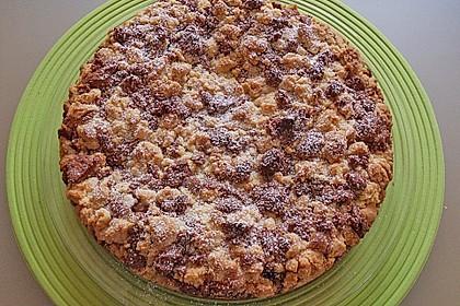 Liebster Apfel - Streuselkuchen in zwei Variationen 4