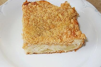 Liebster Apfel - Streuselkuchen in zwei Variationen 10