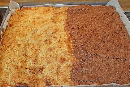Liebster Apfel - Streuselkuchen in zwei Variationen 14