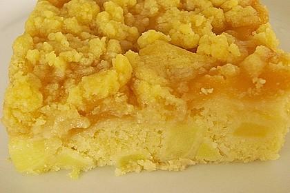 Liebster Apfel - Streuselkuchen in zwei Variationen 8