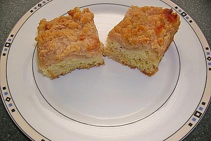 Liebster Apfel - Streuselkuchen in zwei Variationen 12