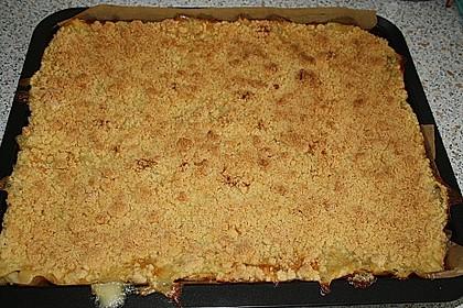 Liebster Apfel - Streuselkuchen in zwei Variationen 11
