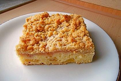 Liebster Apfel - Streuselkuchen in zwei Variationen 6