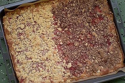 Liebster Apfel - Streuselkuchen in zwei Variationen 24