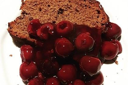Rotweinkuchen, schön saftig 29