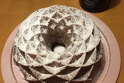 Rotweinkuchen, schön saftig 9