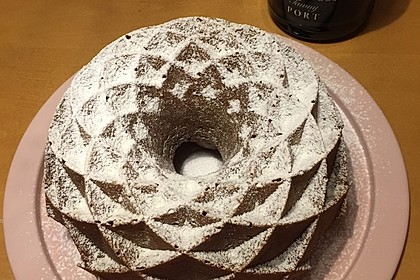 Rotweinkuchen, schön saftig 5