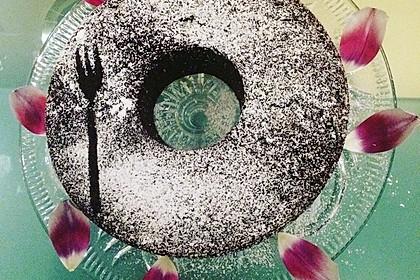 Rotweinkuchen, schön saftig 4