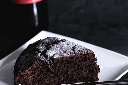 Rotweinkuchen, schön saftig 28