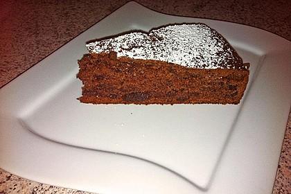 Rotweinkuchen, schön saftig 16