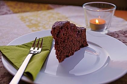 Rotweinkuchen, schön saftig 10