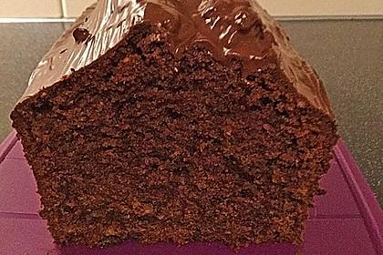 Rotweinkuchen, schön saftig 17