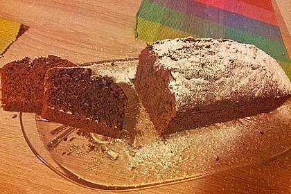 Rotweinkuchen, schön saftig 38