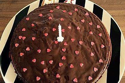 Rotweinkuchen, schön saftig 37