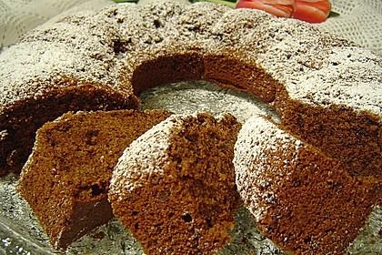 Rotweinkuchen, schön saftig 8