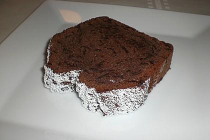 Rotweinkuchen, schön saftig 12
