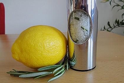 Zitronen - Rosmarin - Salz 3