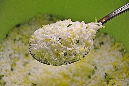 Zitronen - Rosmarin - Salz 8