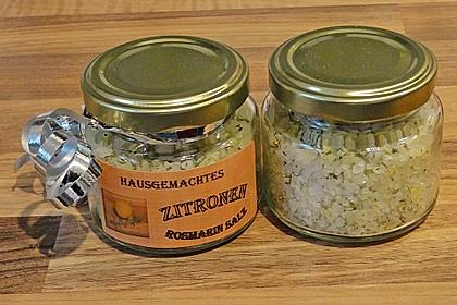 Zitronen - Rosmarin - Salz 16