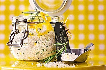 Zitronen - Rosmarin - Salz 2