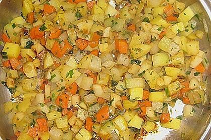 Paprika gefüllt mit Kartoffeln 19