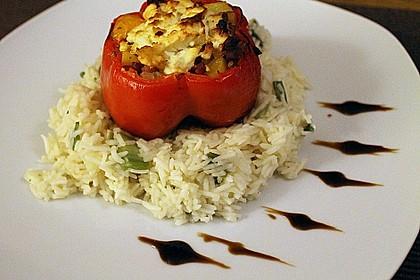 Paprika gefüllt mit Kartoffeln 4