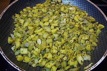 Paprika gefüllt mit Kartoffeln 17