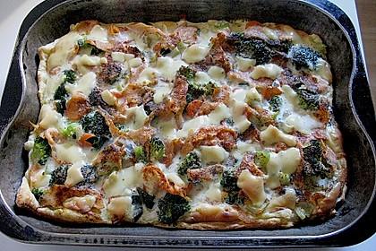 Gemüse - Quiche 22