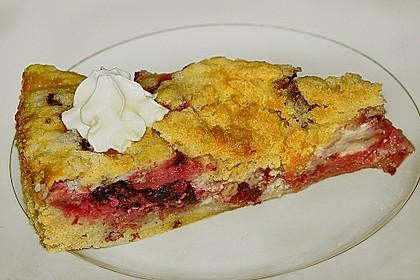 Beeren - Streusel - Kuchen 3