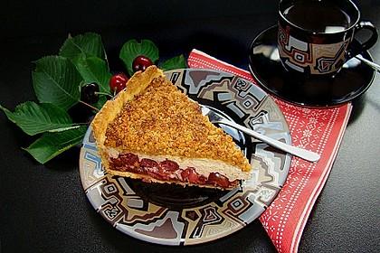Beeren - Streusel - Kuchen