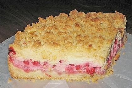 Beeren - Streusel - Kuchen 4