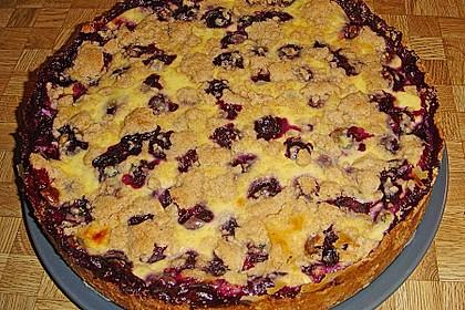 Beeren - Streusel - Kuchen 7