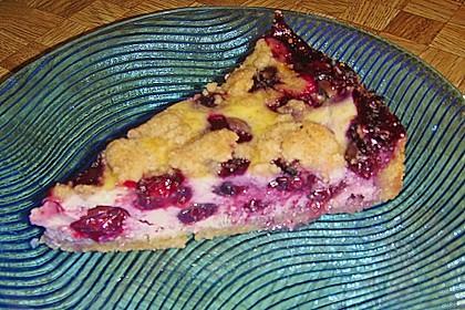 Beeren - Streusel - Kuchen 9