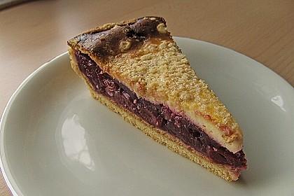 Beeren - Streusel - Kuchen 2