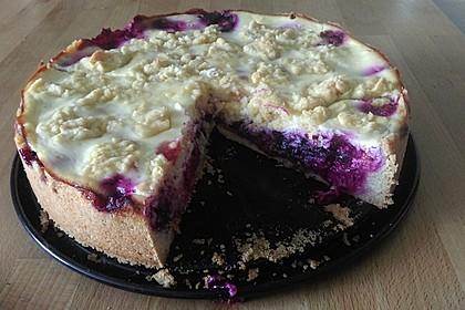 Beeren - Streusel - Kuchen 1