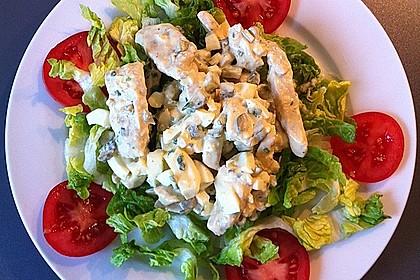 Hähnchensalat 3
