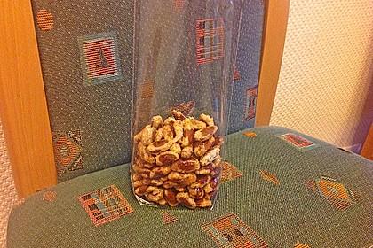 Gebrannte Mandeln mit wenig Zucker 54