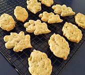Pistazien - Pinien - Orangen - Kräcker
