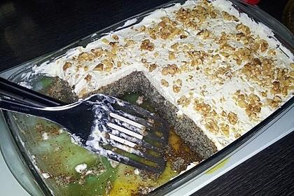 Türkischer Mohnkuchen 4