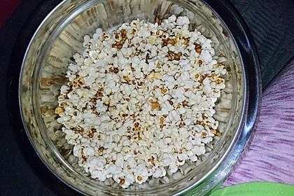 Süßes Popcorn aus der Mikrowelle 7
