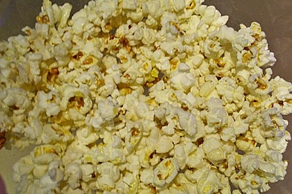 Süßes Popcorn aus der Mikrowelle 6