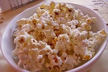 Süßes Popcorn aus der Mikrowelle 5