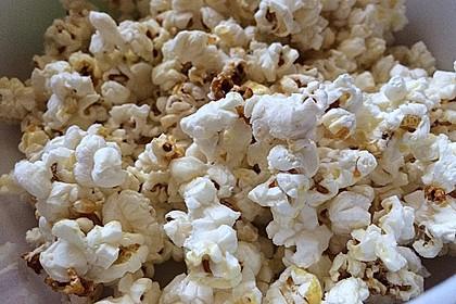Süßes Popcorn aus der Mikrowelle 1