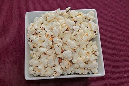 Süßes Popcorn aus der Mikrowelle 3