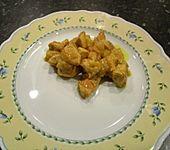 Ananas - Hühnchen - Curry (Bild)