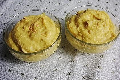 Kürbis - Grieß - Dessert 7