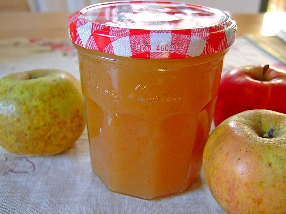 Apfelkompott einkochen thermomix