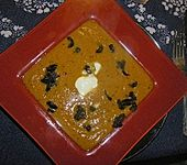 Kürbissuppe (Bild)