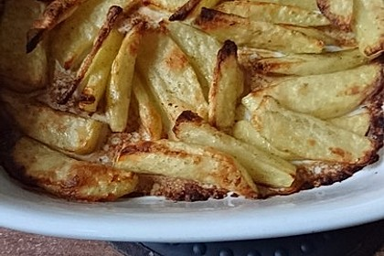 Fettarme Kartoffelspalten aus dem Ofen 47